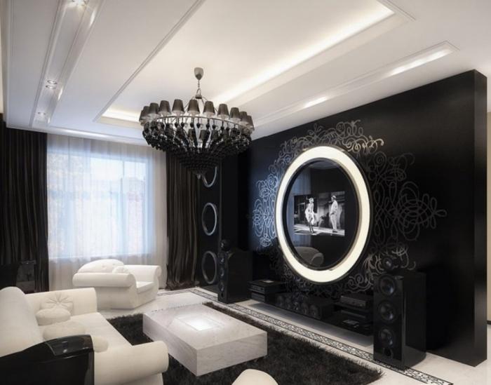 35-Dazzling-Catchy-Ceiling-Design-Ideas-2015-36 46 Dazzling & Catchy Ceiling Design Ideas 2020