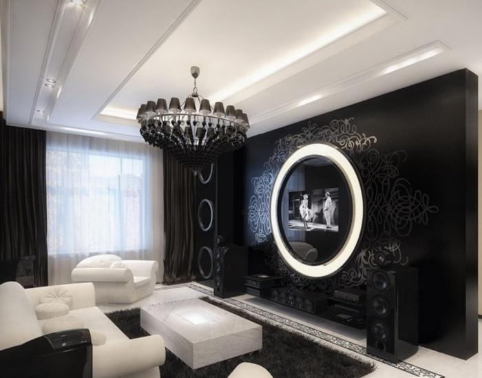 35-Dazzling-Catchy-Ceiling-Design-Ideas-2015-36 46 Dazzling & Catchy Ceiling Design Ideas 2017 ... [UPDATED]