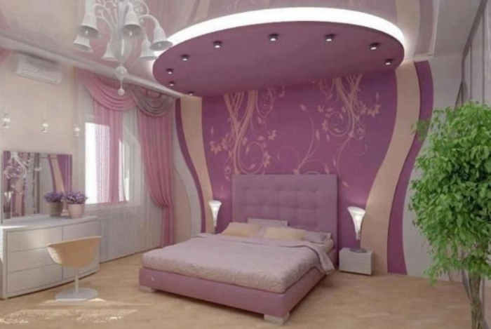 35-Dazzling-Catchy-Ceiling-Design-Ideas-2015-38 46 Dazzling & Catchy Ceiling Design Ideas 2019