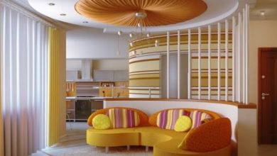 Photo of 46 Dazzling & Catchy Ceiling Design Ideas 2020