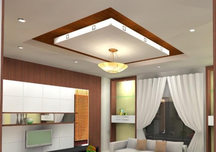 35-Dazzling-Catchy-Ceiling-Design-Ideas-2015-9 46 Dazzling & Catchy Ceiling Design Ideas 2020