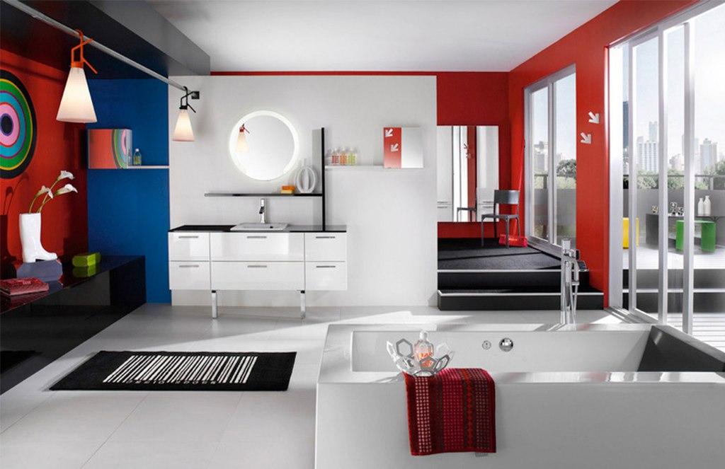 35-Fabulous-Stunning-Bathroom-Design-Ideas-2015-1 38+ Fabulous & Stunning Bathroom Design Ideas 2019