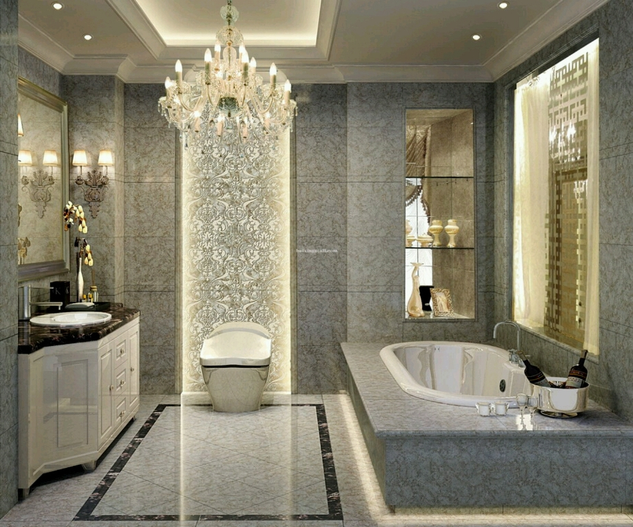 35-Fabulous-Stunning-Bathroom-Design-Ideas-2015-36 38+ Fabulous & Stunning Bathroom Design Ideas 2019