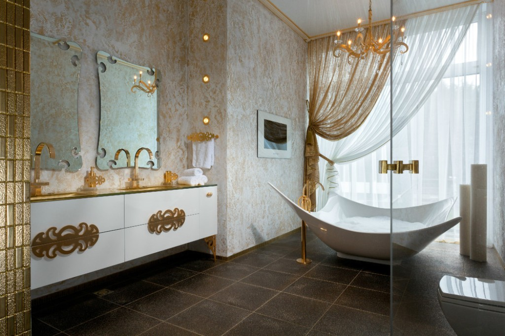 35-Fabulous-Stunning-Bathroom-Design-Ideas-2015-38 38+ Fabulous & Stunning Bathroom Design Ideas 2019