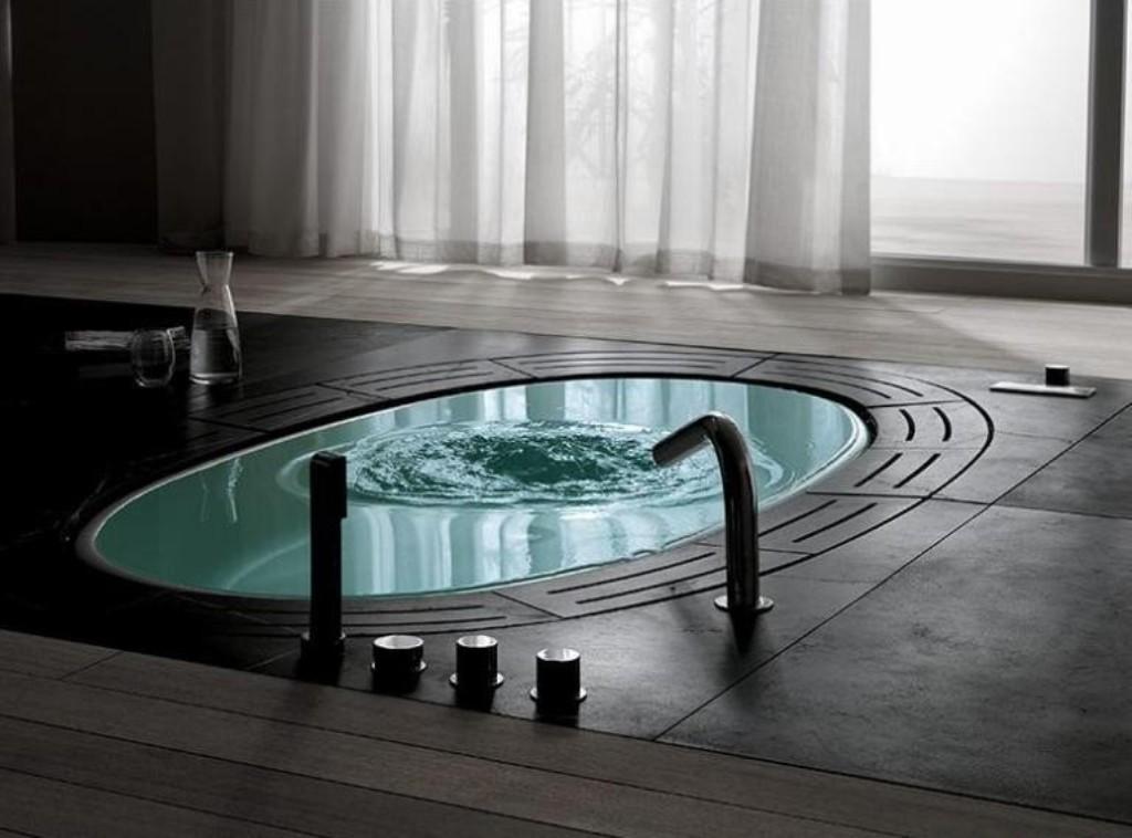 35-Magnificent-Dazzling-Bathtub-Designs-2015-1 45+ Magnificent & Dazzling Bathtub Designs