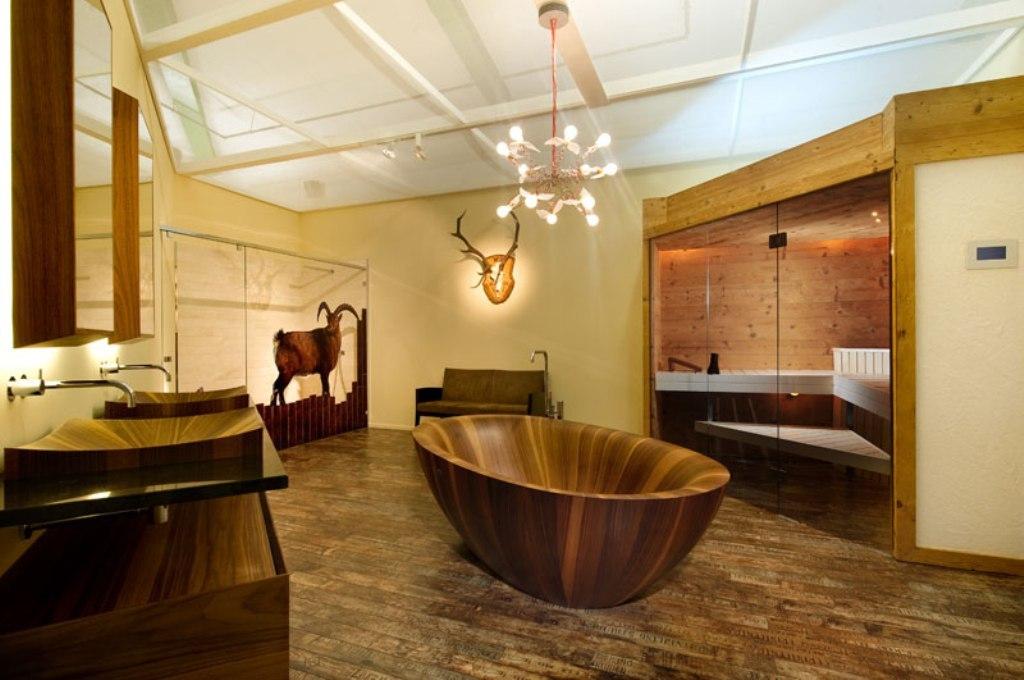35-Magnificent-Dazzling-Bathtub-Designs-2015-11 45+ Magnificent & Dazzling Bathtub Designs