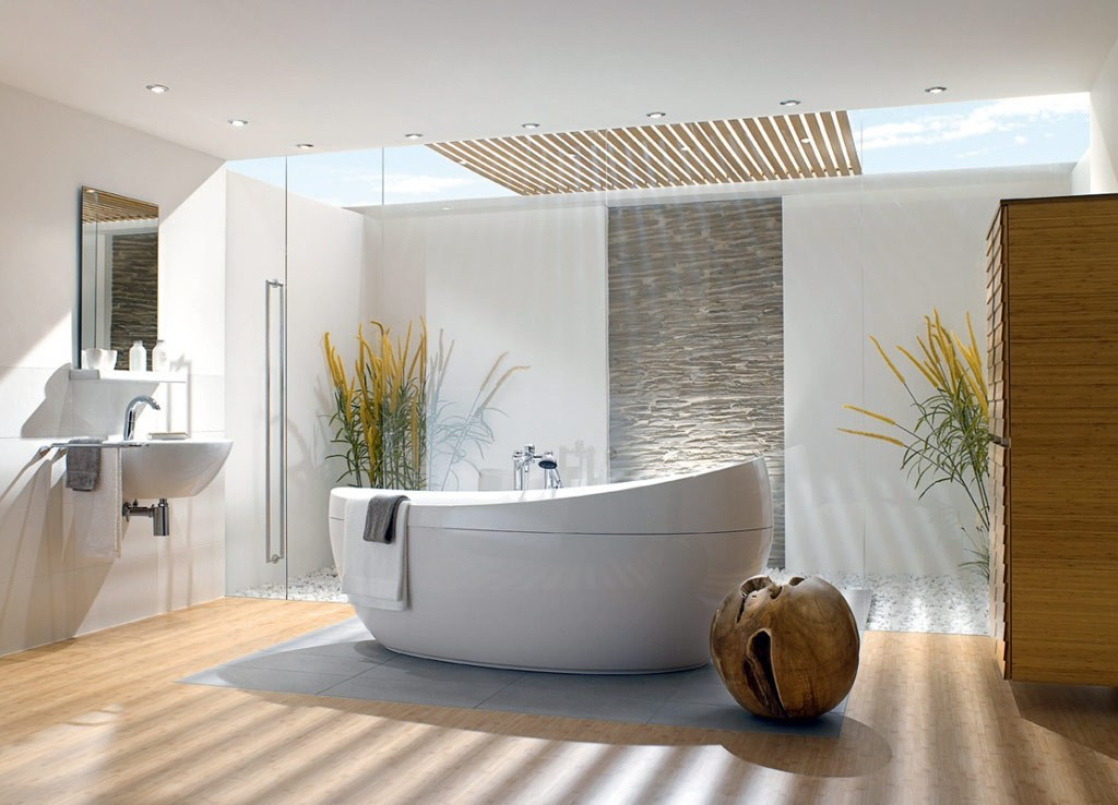 35-Magnificent-Dazzling-Bathtub-Designs-2015-13 45+ Magnificent & Dazzling Bathtub Designs 2019