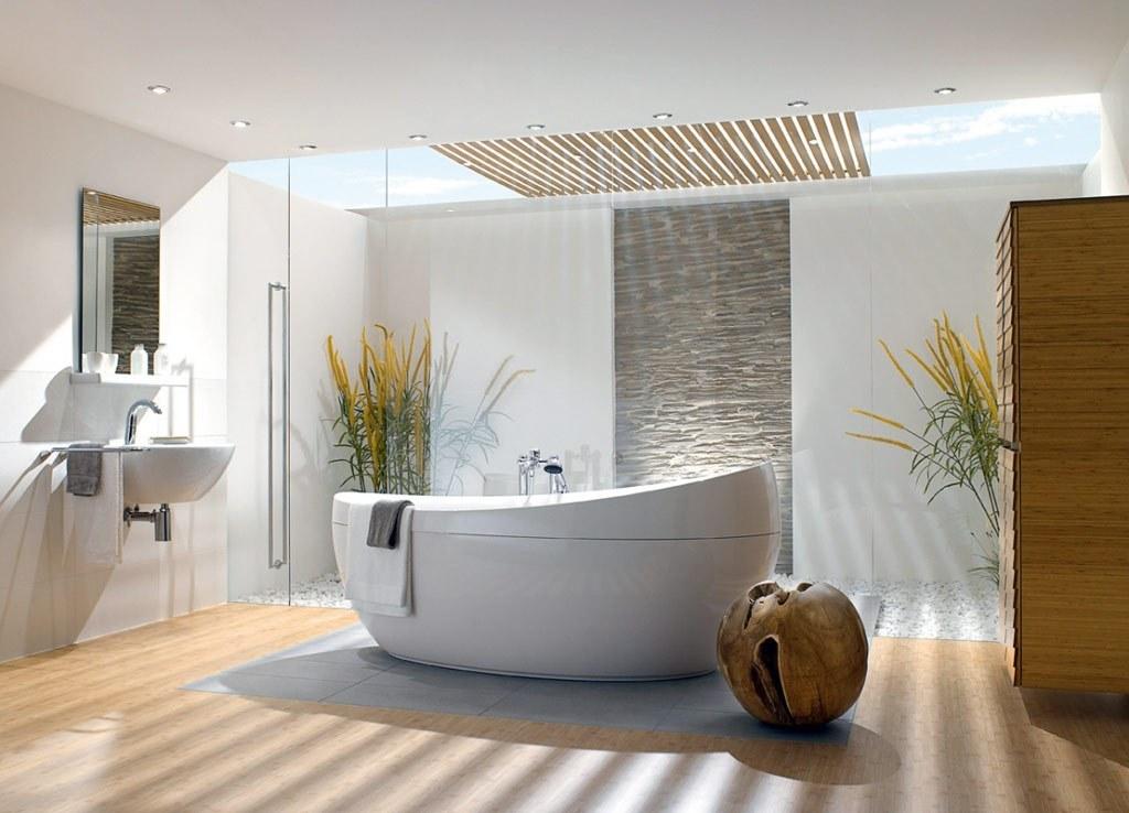35-Magnificent-Dazzling-Bathtub-Designs-2015-13 45+ Magnificent & Dazzling Bathtub Designs