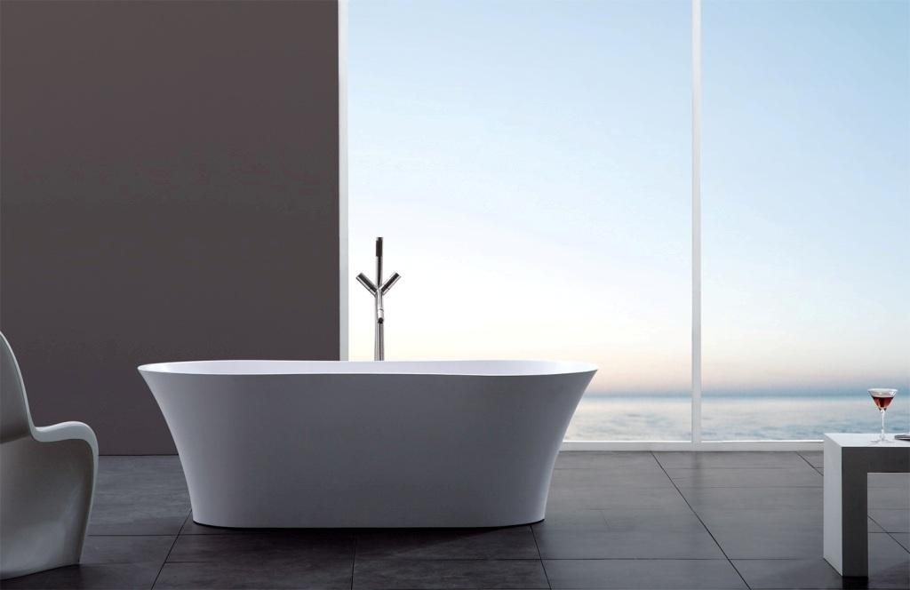 35-Magnificent-Dazzling-Bathtub-Designs-2015-14 45+ Magnificent & Dazzling Bathtub Designs