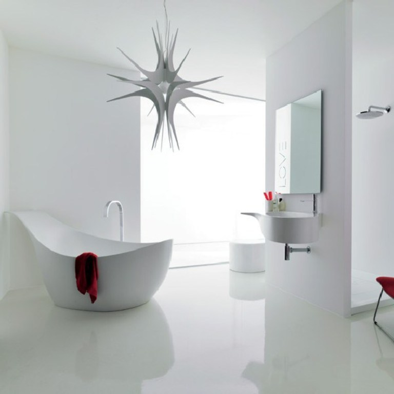 35-Magnificent-Dazzling-Bathtub-Designs-2015-15 45+ Magnificent & Dazzling Bathtub Designs
