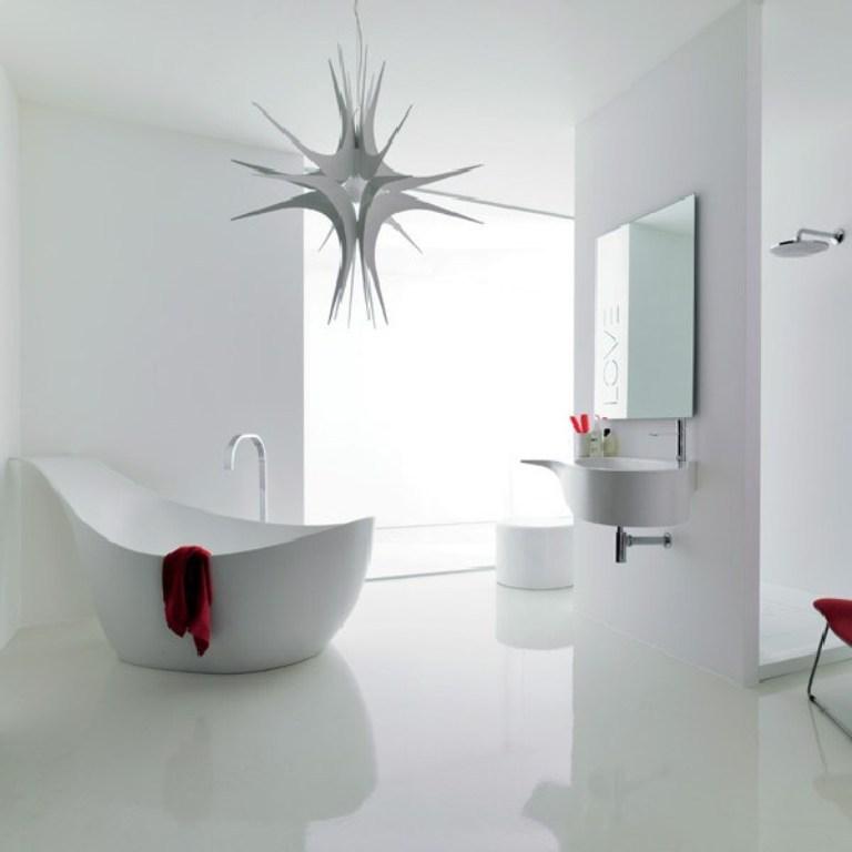 35-Magnificent-Dazzling-Bathtub-Designs-2015-15 45+ Magnificent & Dazzling Bathtub Designs 2019