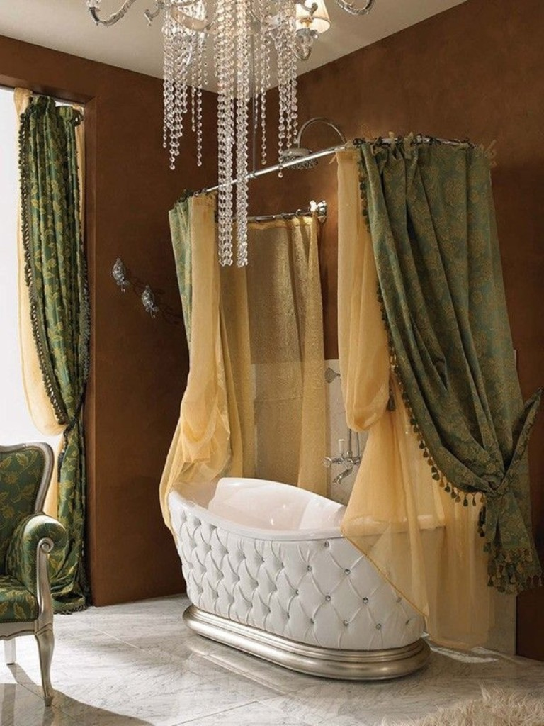 35-Magnificent-Dazzling-Bathtub-Designs-2015-16 45+ Magnificent & Dazzling Bathtub Designs 2019
