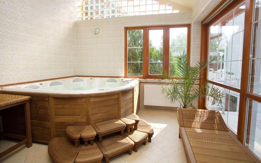 35-Magnificent-Dazzling-Bathtub-Designs-2015-18 45+ Magnificent & Dazzling Bathtub Designs