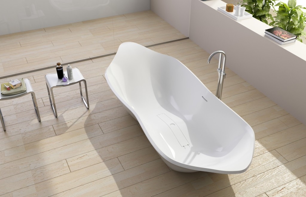 35-Magnificent-Dazzling-Bathtub-Designs-2015-19 45 Magnificent & Dazzling Bathtub Designs 2017