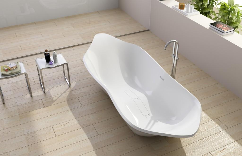 35-Magnificent-Dazzling-Bathtub-Designs-2015-19 45+ Magnificent & Dazzling Bathtub Designs