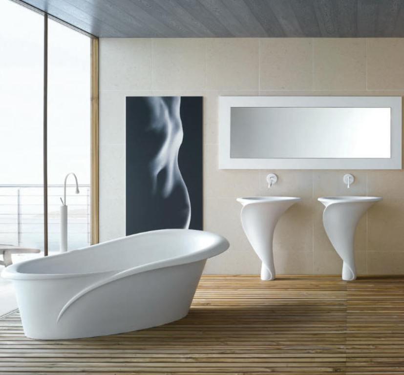 35-Magnificent-Dazzling-Bathtub-Designs-2015-20 45+ Magnificent & Dazzling Bathtub Designs