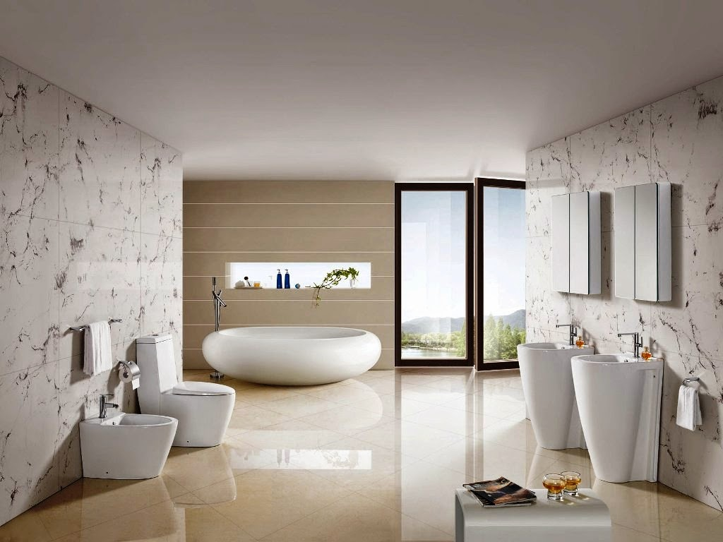 35-Magnificent-Dazzling-Bathtub-Designs-2015-25 45 Magnificent & Dazzling Bathtub Designs 2017
