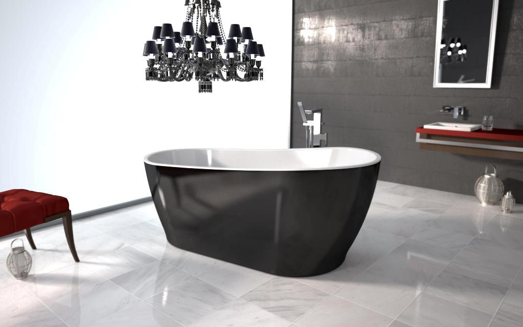35-Magnificent-Dazzling-Bathtub-Designs-2015-27 45+ Magnificent & Dazzling Bathtub Designs