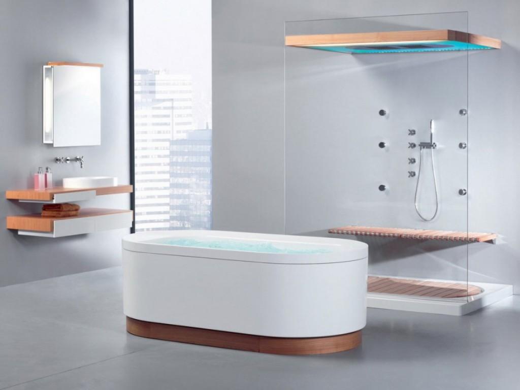 35-Magnificent-Dazzling-Bathtub-Designs-2015-28 45+ Magnificent & Dazzling Bathtub Designs 2019