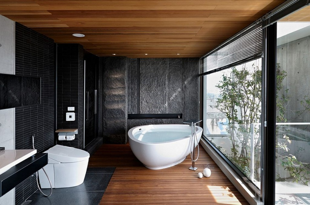 35-Magnificent-Dazzling-Bathtub-Designs-2015-3 45+ Magnificent & Dazzling Bathtub Designs 2019