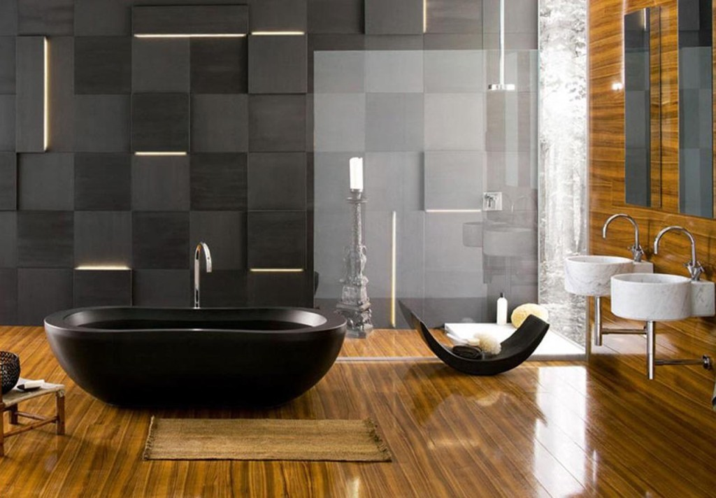 35-Magnificent-Dazzling-Bathtub-Designs-2015-30 45+ Magnificent & Dazzling Bathtub Designs 2019