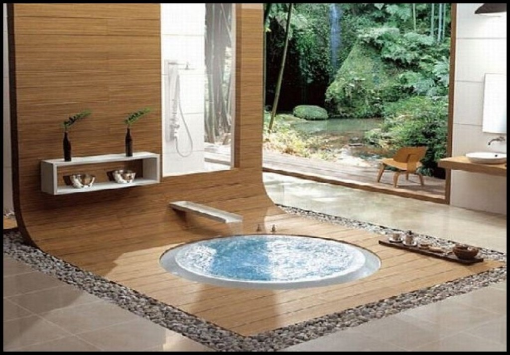 35-Magnificent-Dazzling-Bathtub-Designs-2015-31 45+ Magnificent & Dazzling Bathtub Designs 2019