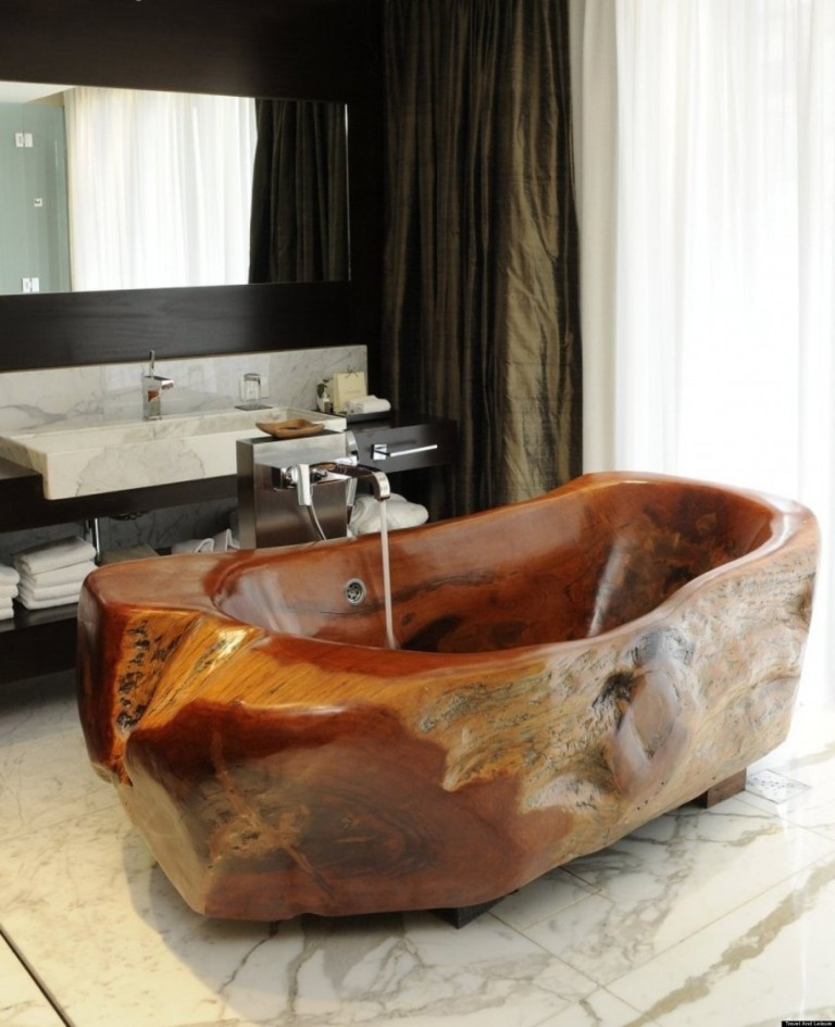 35-Magnificent-Dazzling-Bathtub-Designs-2015-34 45+ Magnificent & Dazzling Bathtub Designs 2019