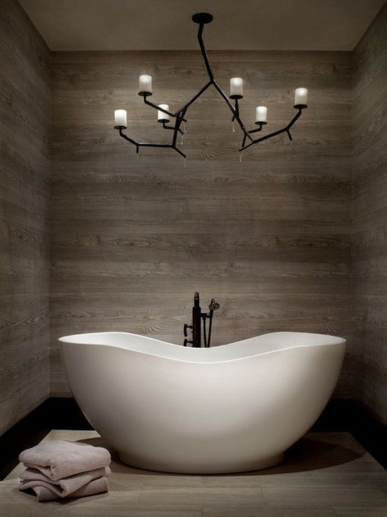 35-Magnificent-Dazzling-Bathtub-Designs-2015-37 45+ Magnificent & Dazzling Bathtub Designs 2019