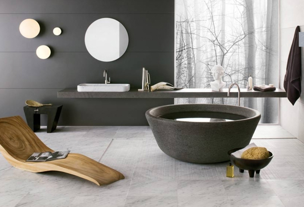 35-Magnificent-Dazzling-Bathtub-Designs-2015-38 45+ Magnificent & Dazzling Bathtub Designs 2019