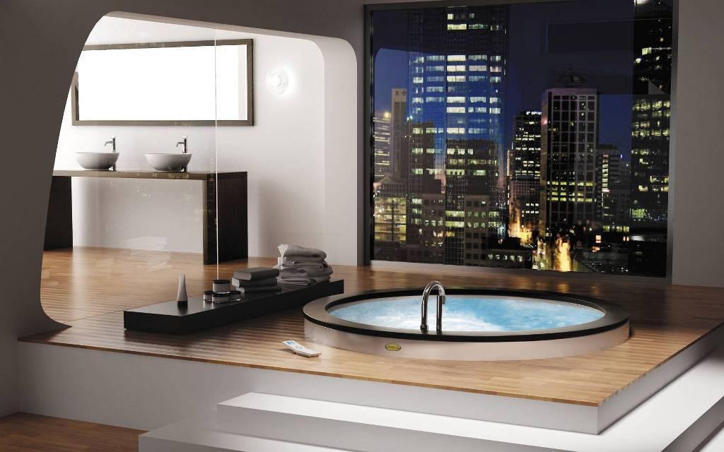 35-Magnificent-Dazzling-Bathtub-Designs-2015-42 45+ Magnificent & Dazzling Bathtub Designs 2019