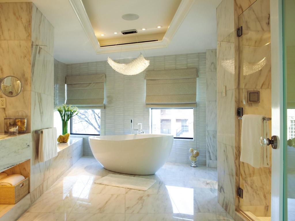 35-Magnificent-Dazzling-Bathtub-Designs-2015-43 45+ Magnificent & Dazzling Bathtub Designs 2019