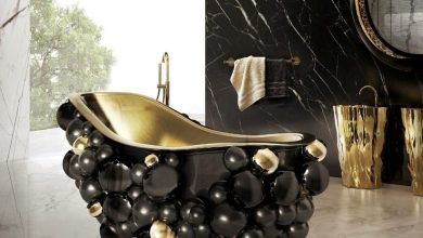 Photo of 45+ Magnificent & Dazzling Bathtub Designs