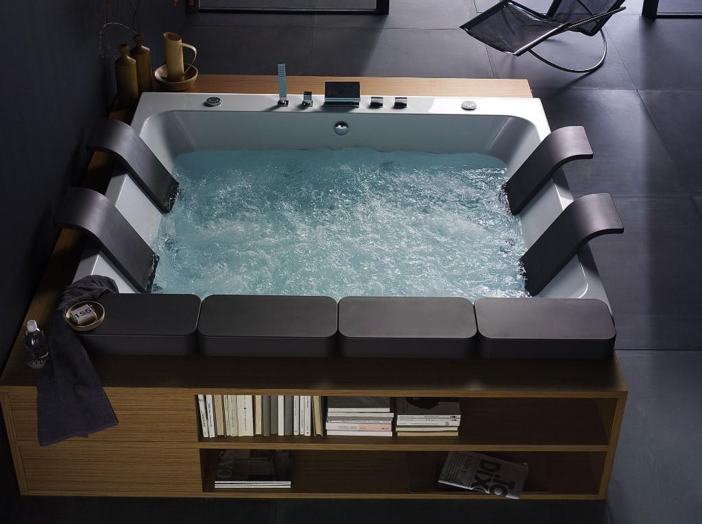 35-Magnificent-Dazzling-Bathtub-Designs-2015-5 45+ Magnificent & Dazzling Bathtub Designs