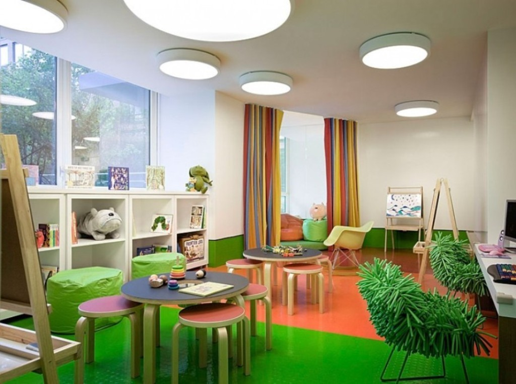 35-Magnificent-Dazzling-Ceiling-Design-Ideas-for-Kids-2015-1 36 Magnificent & Dazzling Ceiling Design Ideas for Kids 2017