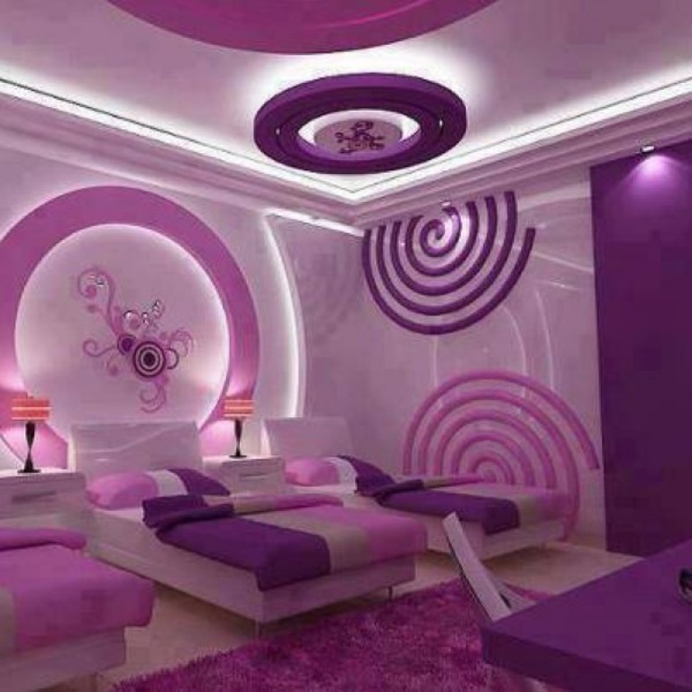 35-Magnificent-Dazzling-Ceiling-Design-Ideas-for-Kids-2015-12 36 Magnificent & Dazzling Ceiling Design Ideas for Kids 2019