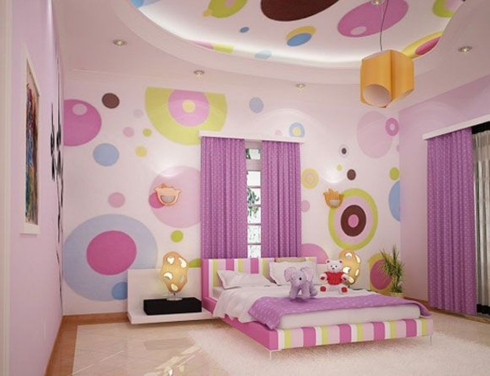 35-Magnificent-Dazzling-Ceiling-Design-Ideas-for-Kids-2015-20 36 Magnificent & Dazzling Ceiling Design Ideas for Kids 2019
