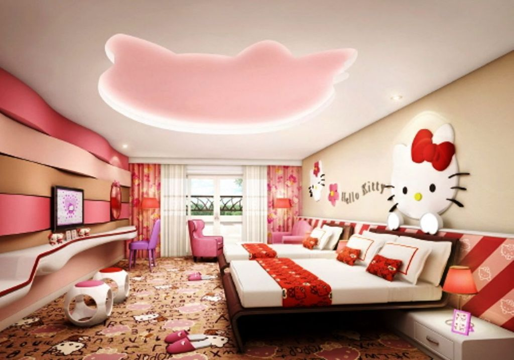 35-Magnificent-Dazzling-Ceiling-Design-Ideas-for-Kids-2015-26 36 Magnificent & Dazzling Ceiling Design Ideas for Kids