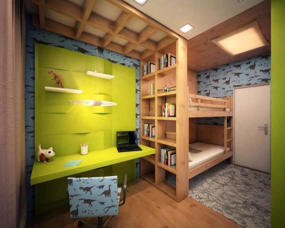 35-Magnificent-Dazzling-Ceiling-Design-Ideas-for-Kids-2015-32 36 Magnificent & Dazzling Ceiling Design Ideas for Kids