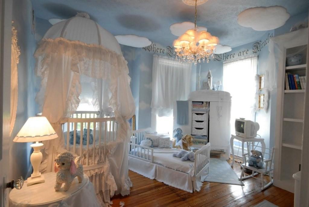 35-Magnificent-Dazzling-Ceiling-Design-Ideas-for-Kids-2015-35 36 Magnificent & Dazzling Ceiling Design Ideas for Kids 2019