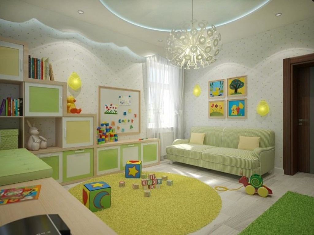 35-Magnificent-Dazzling-Ceiling-Design-Ideas-for-Kids-2015-36 36 Magnificent & Dazzling Ceiling Design Ideas for Kids 2019