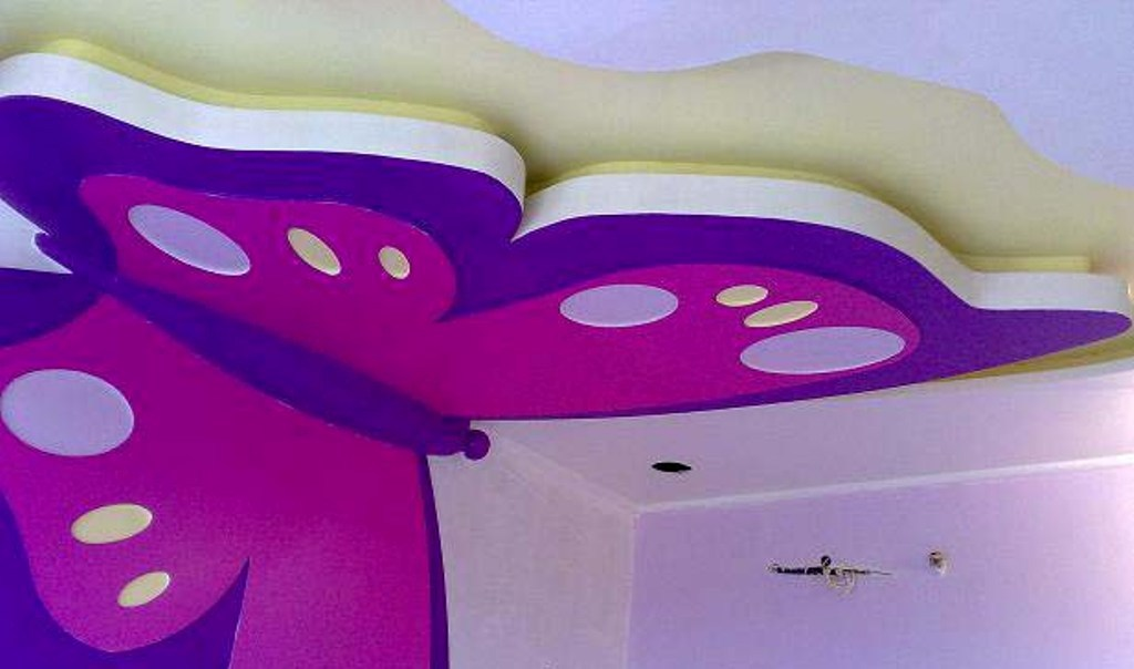 35-Magnificent-Dazzling-Ceiling-Design-Ideas-for-Kids-2015-5 36 Magnificent & Dazzling Ceiling Design Ideas for Kids