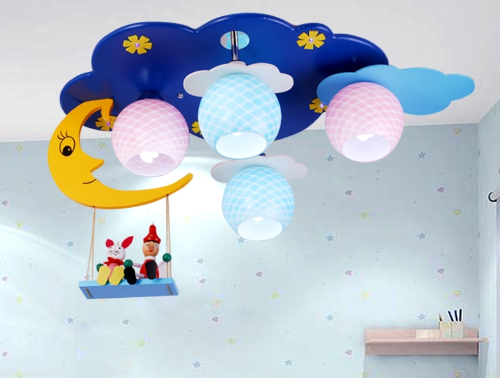 35-Magnificent-Dazzling-Ceiling-Design-Ideas-for-Kids-2015-6 36 Magnificent & Dazzling Ceiling Design Ideas for Kids