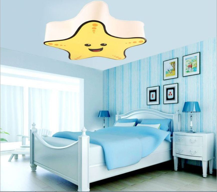35-Magnificent-Dazzling-Ceiling-Design-Ideas-for-Kids-2015-9 36 Magnificent & Dazzling Ceiling Design Ideas for Kids