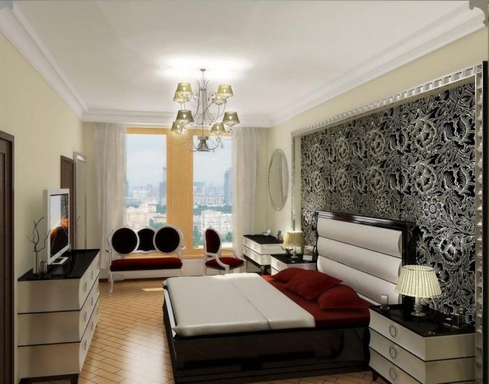 35-Marvelous-Fascinating-Bedroom-Design-Ideas-2015-19 41+ Marvelous & Fascinating Bedroom Design Ideas