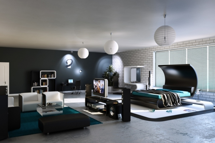 35-Marvelous-Fascinating-Bedroom-Design-Ideas-2015-20 41+ Marvelous & Fascinating Bedroom Design Ideas 2019