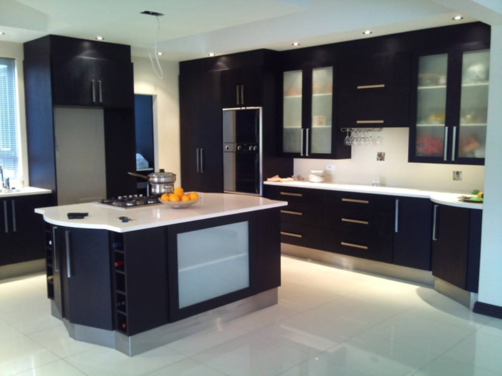 40 stunning fabulous kitchen design ideas 2015 pouted for Latest kitchen units designs