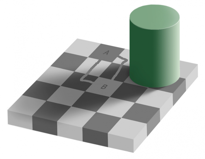 Copy-of-Grey_square_optical_illusion Top 10 Most Interesting Mind Tricks to Trick Your Mind