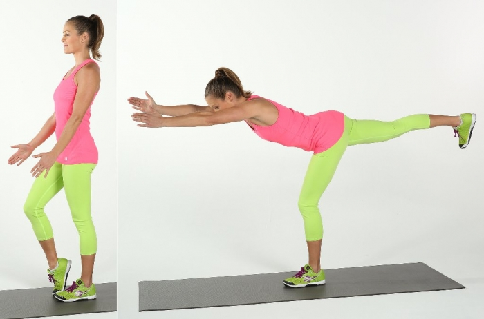 Core-Single-Leg-Forward-Reach How Can I Run Faster?