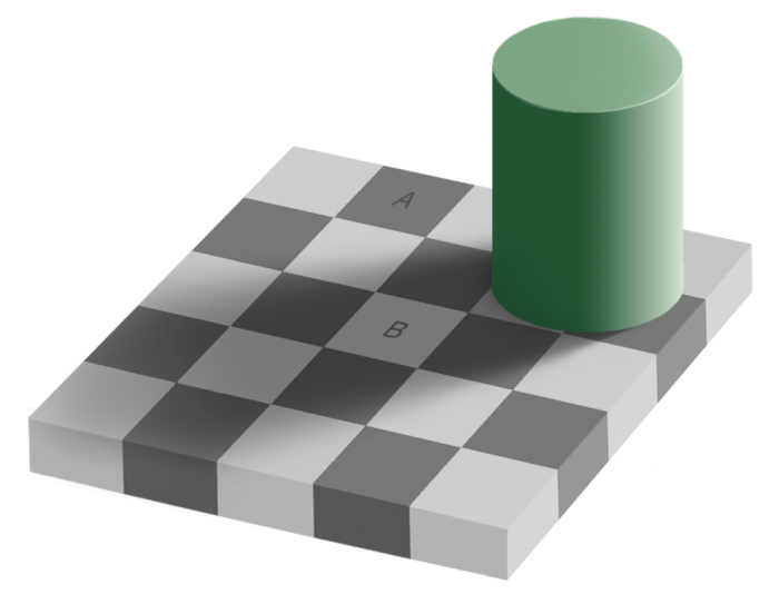 Grey_square_optical_illusion Top 10 Most Interesting Mind Tricks to Trick Your Mind