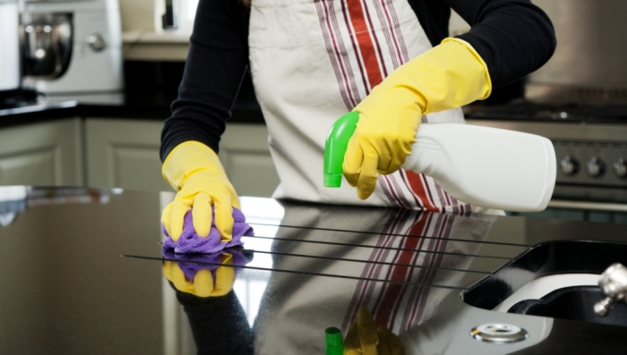 Use-sponges-or-washable-pieces-of-cloth-for-cleaning-your-kitchen How Can I Help the Environment?